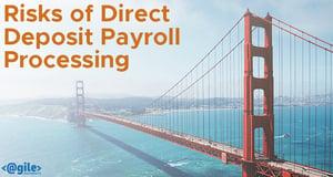 Direct Deposit ACH