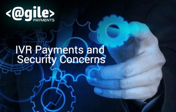 IVR payments pci security