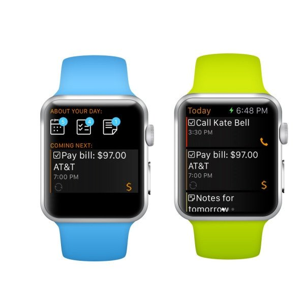 24me and ApplePay for Apple Watch