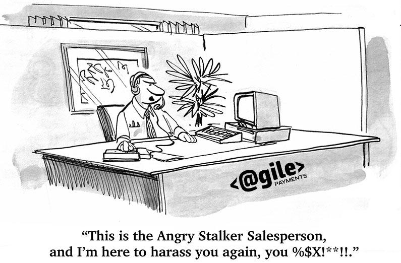bully salesmanship