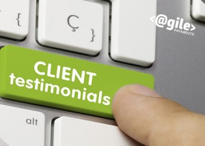 Reviews can also work in your favor. Make sure your testimonials are legitimate. Back them with real people, names, photos, titles and company.
