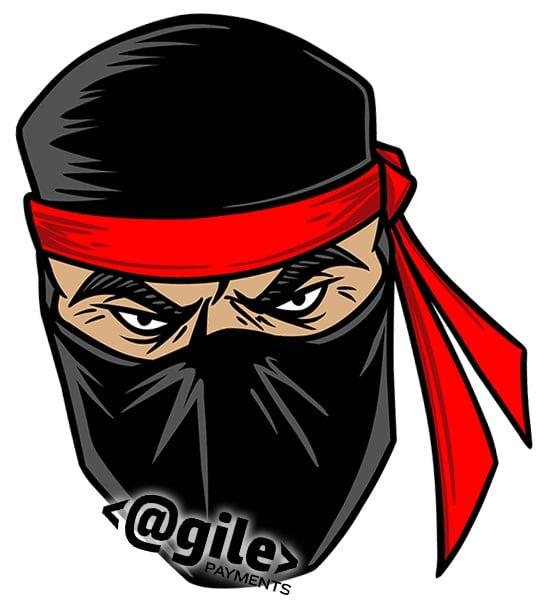 cartoon picture of ninja