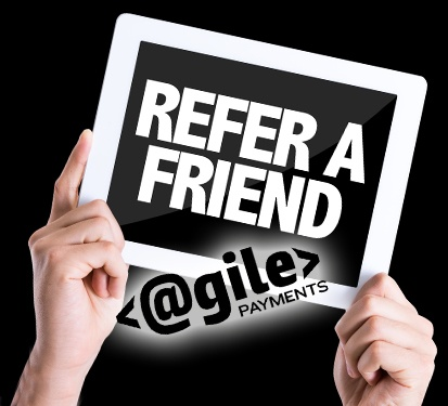 Refer a friend mechanisms should be simple to find and use.