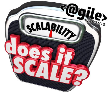 """Scale with """"scalability"""" written on it"""