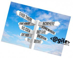 Signposts to help with marketing