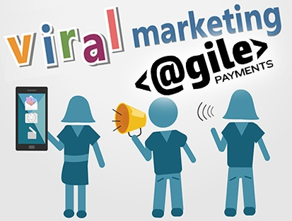 Viral marketing is a great source of leads.