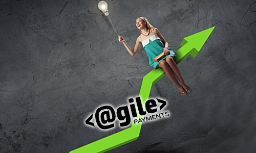 woman sitting on top of graph