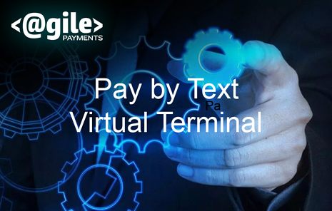 Pay by Text Virtual Terminal