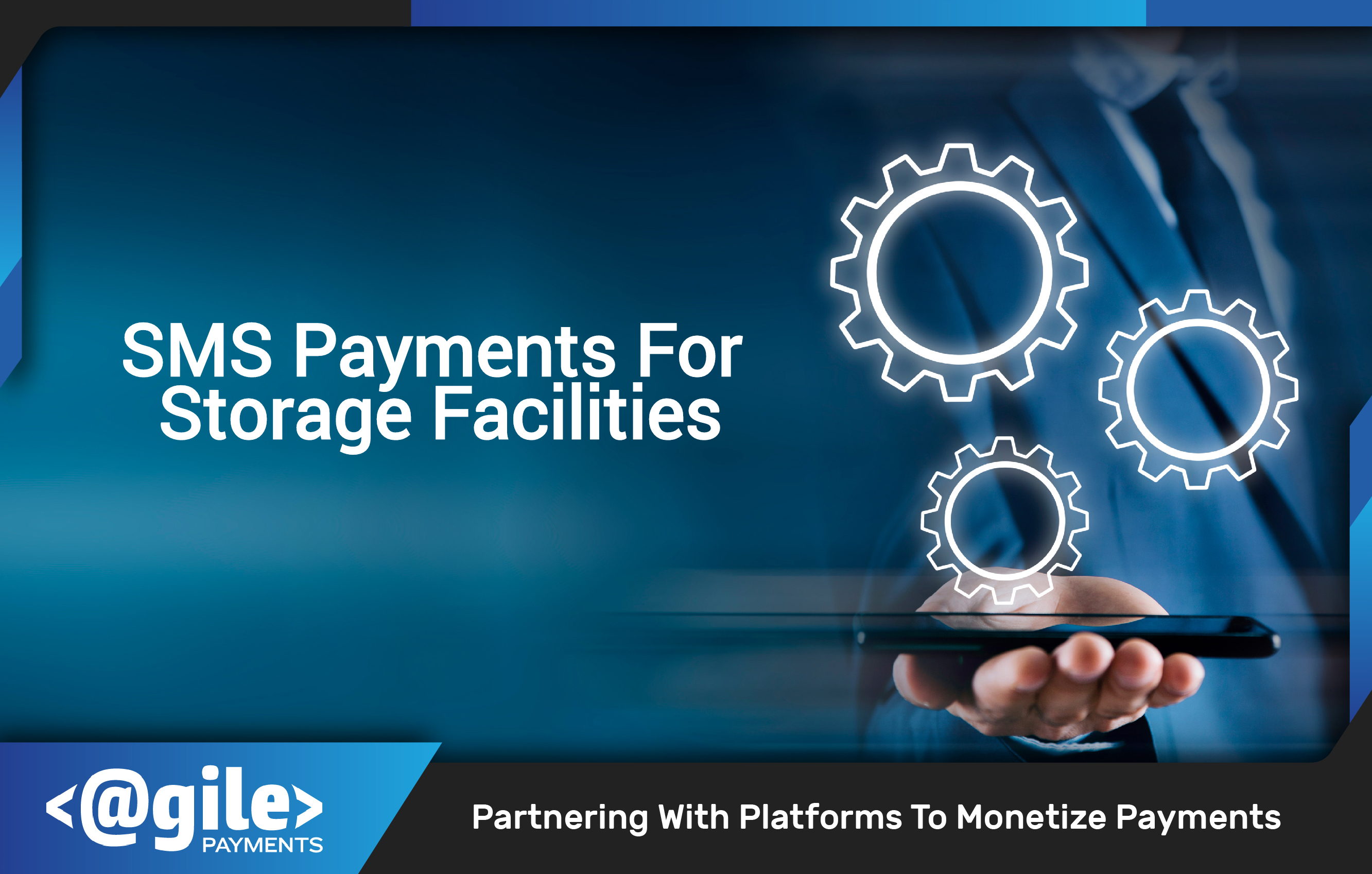SMS Payments For Storage Facilities
